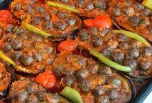 Photo of Bostan Patlıcanlı çanak köfte