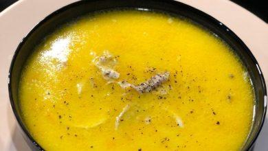 Photo of Terbiyeli Tavuk Suyu Çorbası